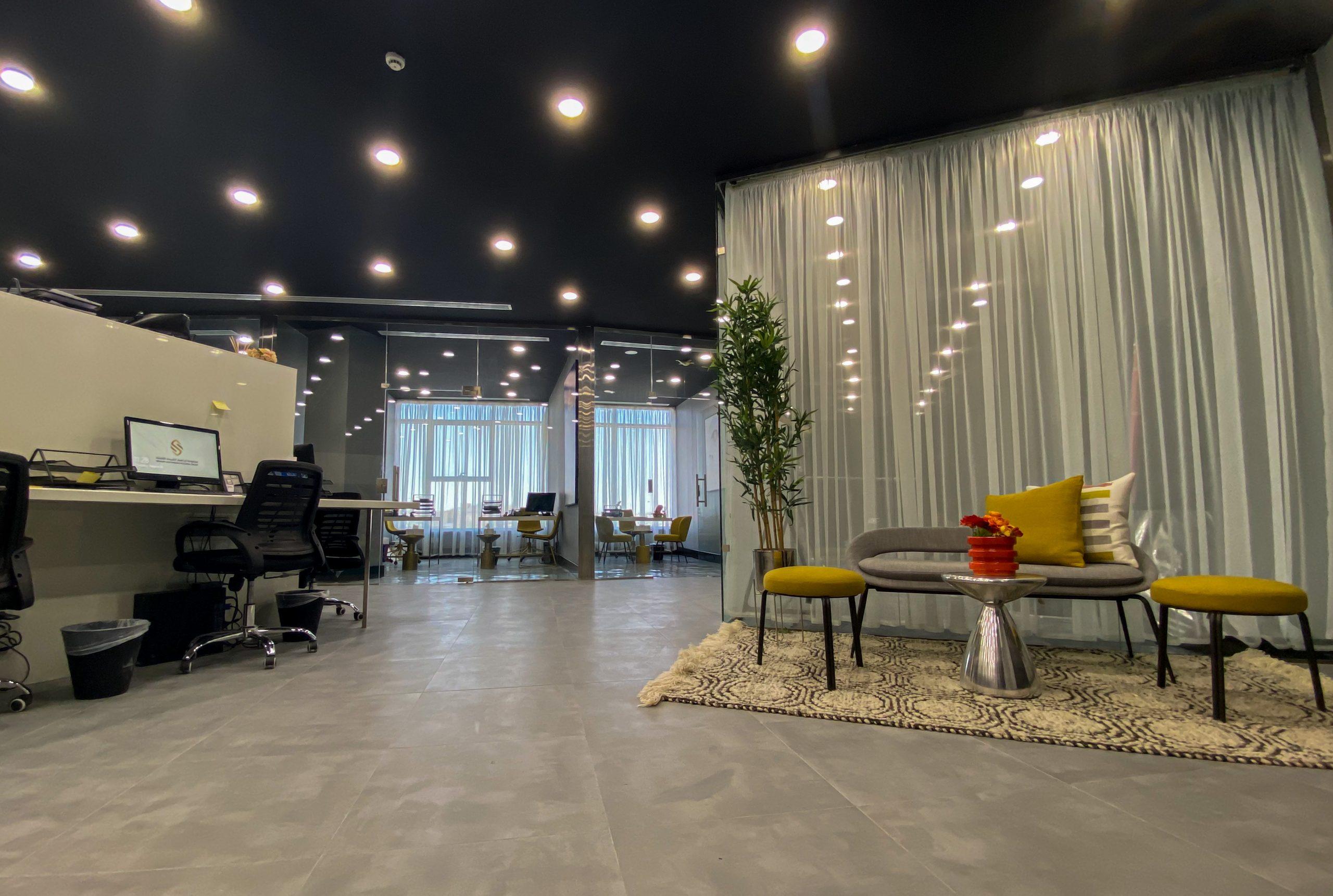 افتتاح مقر المجموعة الجديد